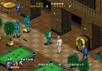 Michael Jackson's Moonwalker (1990) Arcade 17