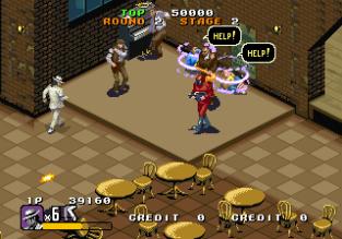 Michael Jackson's Moonwalker (1990) Arcade 20