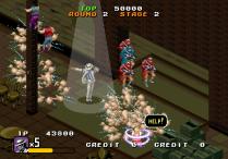 Michael Jackson's Moonwalker (1990) Arcade 25