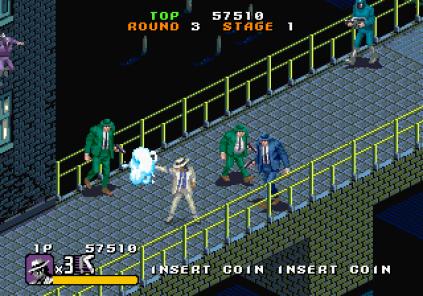 Michael Jackson's Moonwalker (1990) Arcade 31