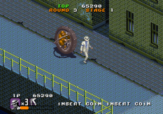 Michael Jackson's Moonwalker (1990) Arcade 32