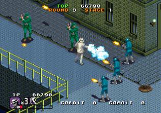 Michael Jackson's Moonwalker (1990) Arcade 33