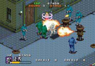 Michael Jackson's Moonwalker (1990) Arcade 34
