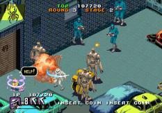 Michael Jackson's Moonwalker (1990) Arcade 43