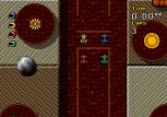 Micro Machines 2 Megadrive Genesis 03