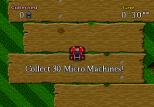 Micro Machines 2 Megadrive Genesis 16