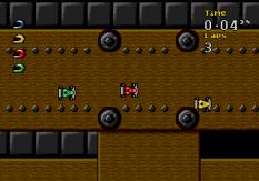 Micro Machines 2 Megadrive Genesis 33