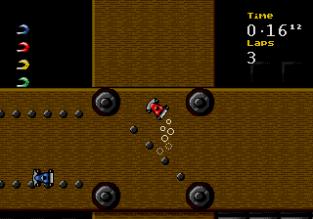 Micro Machines 2 Megadrive Genesis 34