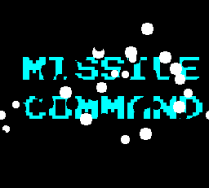 Missile Command Arcade 02