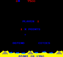 Missile Command Arcade 03