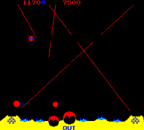 Missile Command Arcade 13