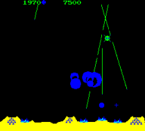 Missile Command Arcade 15