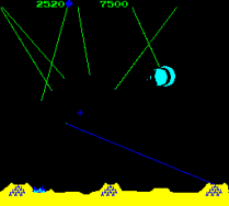 Missile Command Arcade 18