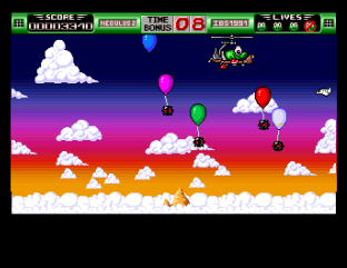Nebulus 2 Amiga 09