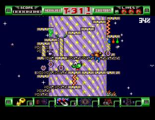 Nebulus 2 Amiga 31