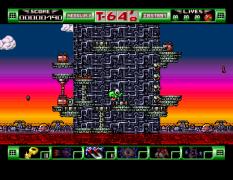 Nebulus 2 Amiga 32