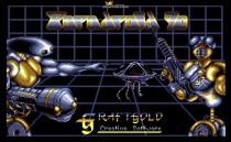 Paradroid 90 Amiga 01