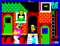 Popeye ZX Spectrum 04