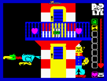 Popeye ZX Spectrum 06