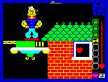 Popeye ZX Spectrum 08