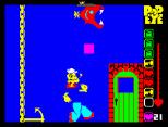 Popeye ZX Spectrum 13