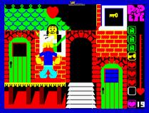 Popeye ZX Spectrum 14