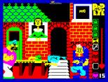 Popeye ZX Spectrum 16