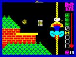 Popeye ZX Spectrum 17