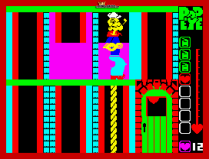 Popeye ZX Spectrum 19