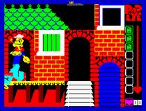 Popeye ZX Spectrum 26