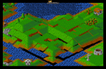 Populous (1989) Amiga 03