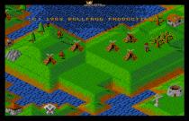 Populous (1989) Amiga 04