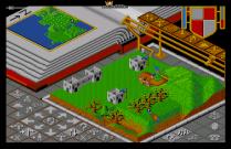 Populous (1989) Amiga 08