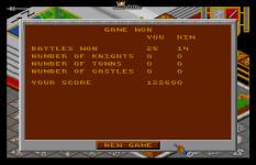 Populous (1989) Amiga 10
