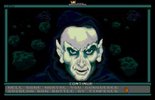 Populous (1989) Amiga 11