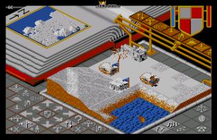 Populous (1989) Amiga 20