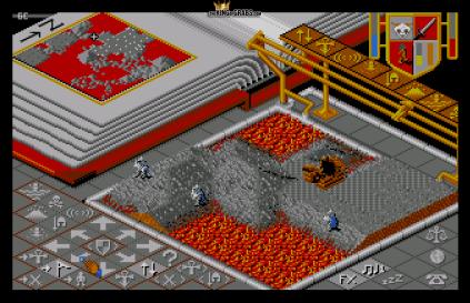 Populous (1989) Amiga 31