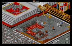 Populous (1989) Amiga 32