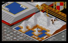 Populous (1989) Amiga 33