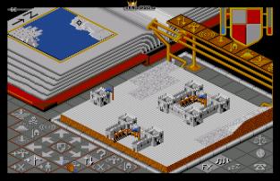 Populous (1989) Amiga 34
