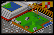 Populous (1989) Amiga 35