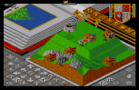 Populous (1989) Amiga 36