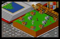 Populous (1989) Amiga 37