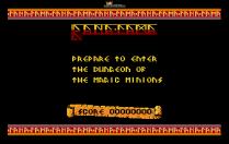 Ranarama Atari ST 03