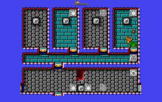 Ranarama Atari ST 48