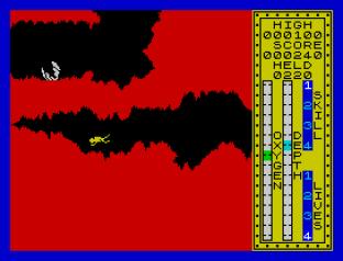 Scuba Dive ZX Spectrum 09