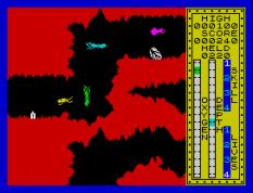 Scuba Dive ZX Spectrum 10