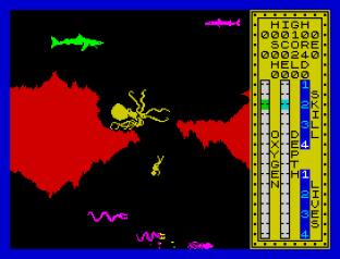 Scuba Dive ZX Spectrum 20