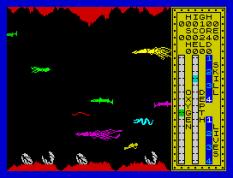 Scuba Dive ZX Spectrum 21