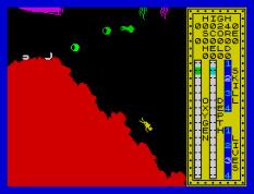 Scuba Dive ZX Spectrum 22